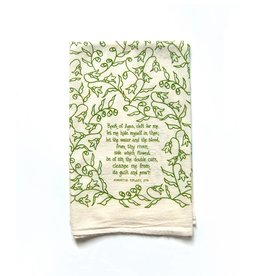Rock of Ages Hymn  Towel