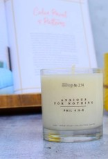 Anxious for Nothing Candle