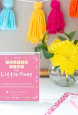 Prayer Time for Little Girls w/ Acrylic Stand (20 Prayers)