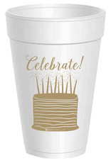 Celebrate Cake Cups- Sleeve of 10