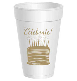 Celebrate Cake Cups- Sleeve of 10