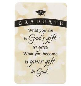 Graduation Pocket Card/ Bookmark