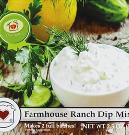 Gourmet Dip Mix - Farmhouse Ranch