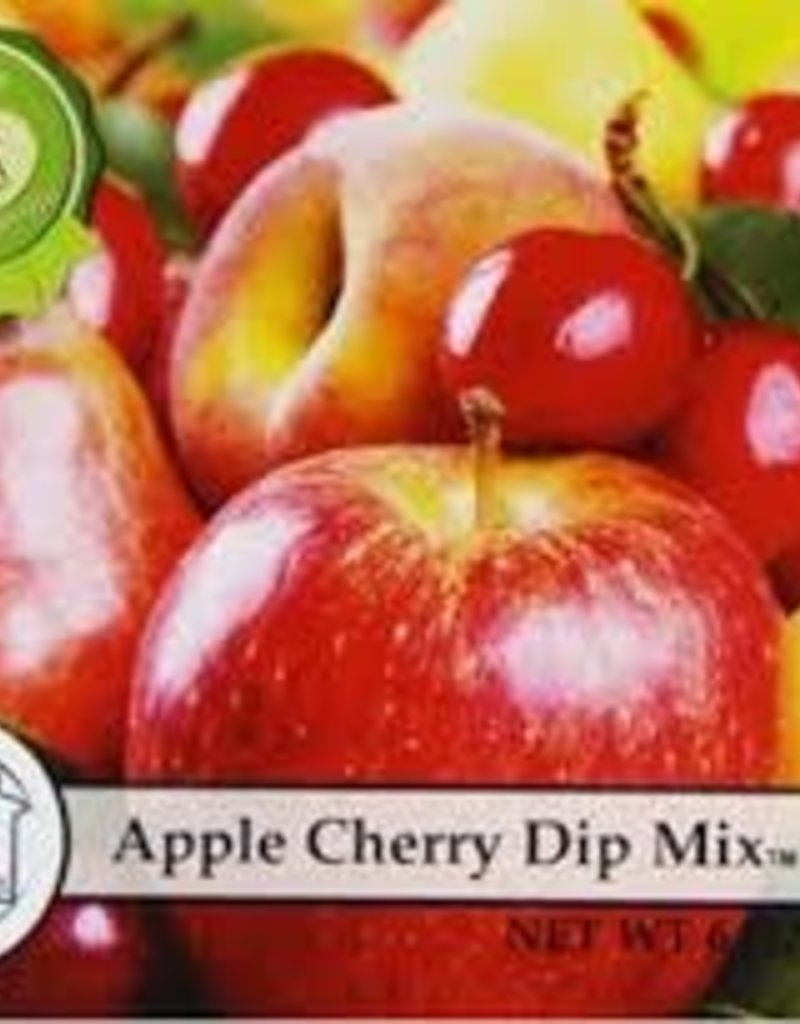 Gourmet Dip  Mix Apple Cherry