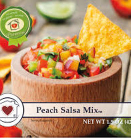 Peach Salsa Mix
