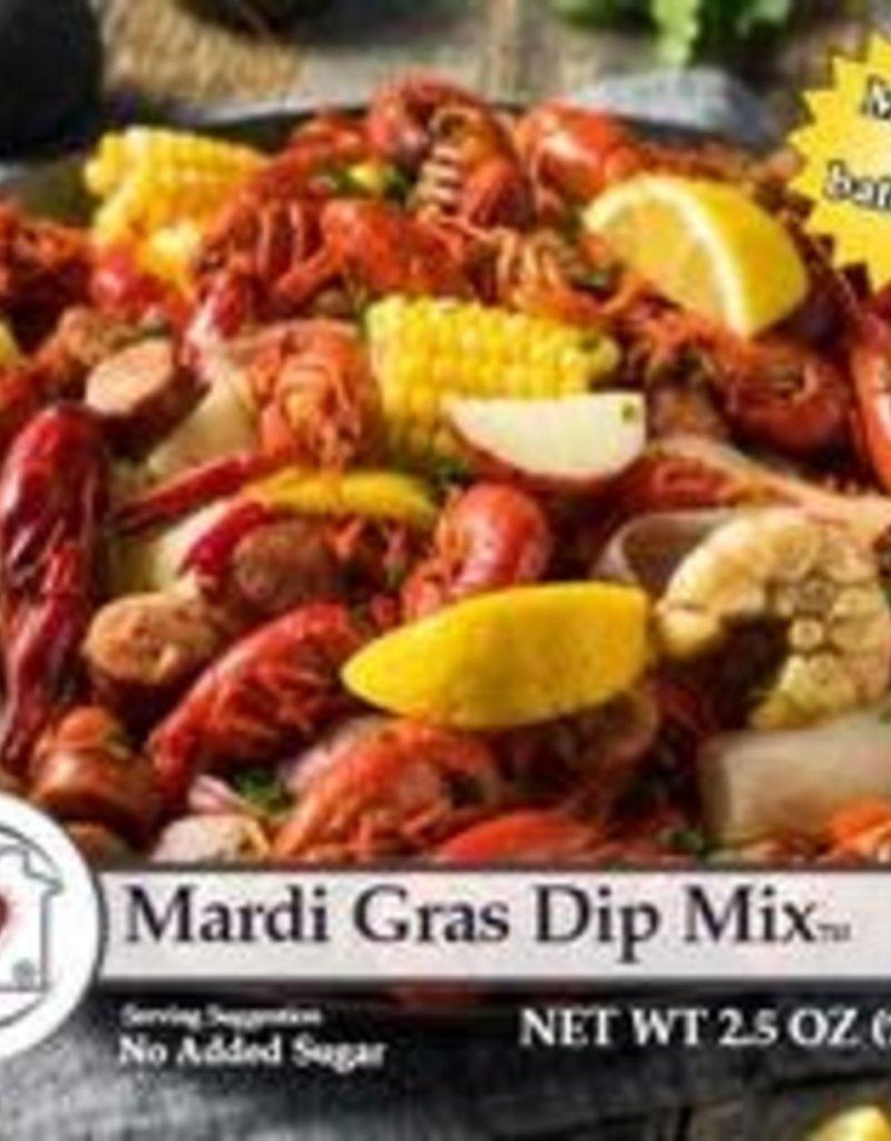 Mardi Gras Dip Mix