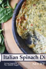 Italian Spinach Dip Mix