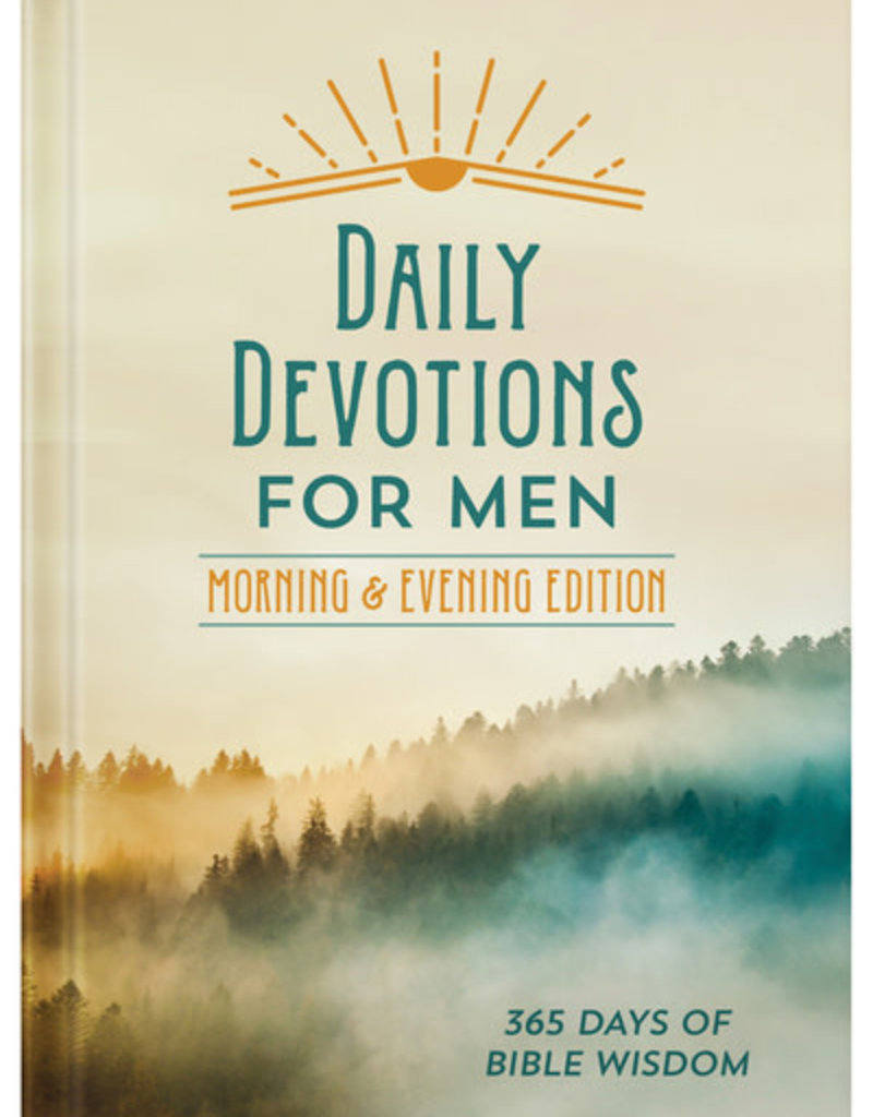 Daily Devotions for Men