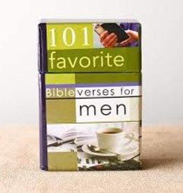 Box Of Blessings-101 Favorite Bible Verses/Men