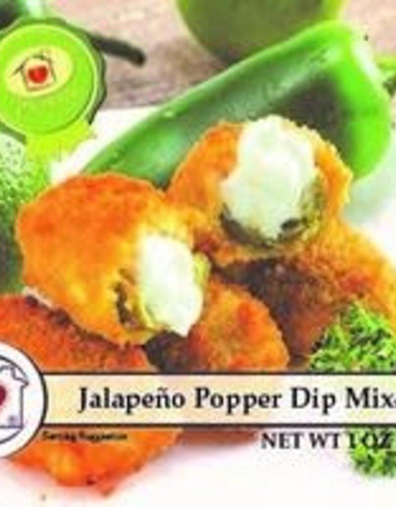 Gourmet Dip Mix - Jalapeno Popper