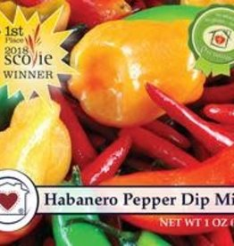 Gourmet Dip Mix - Habanero Pepper
