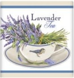 Tea Box-Lavender Teacup