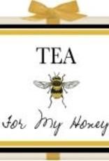 Tea Box- Single Bee