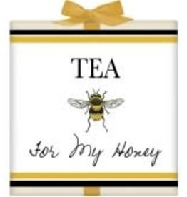 Tea Box- Single Bee