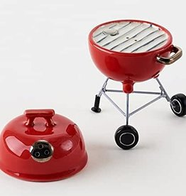 Red Barbeque Salt & Pepper Gift Set