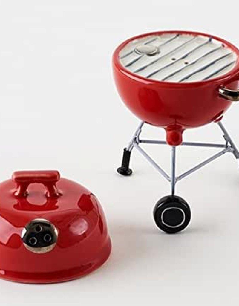 Red Barbeque Salt & Pepper Gift Set