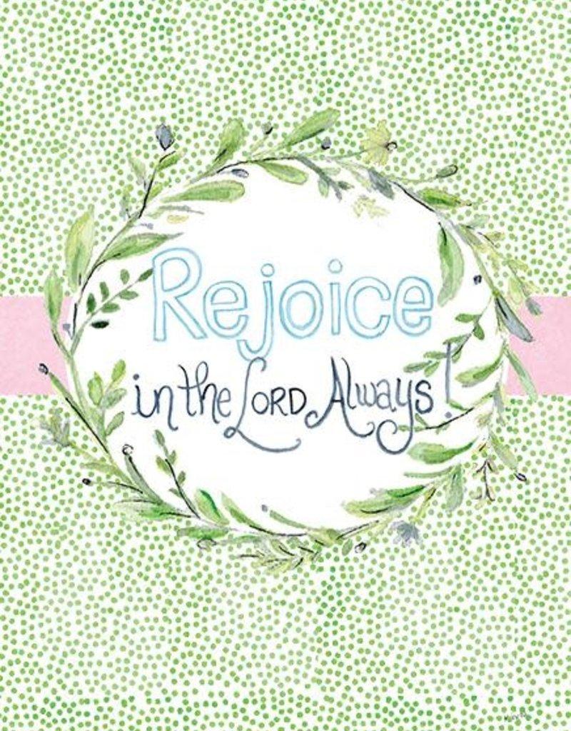Encouragement: Rejoice