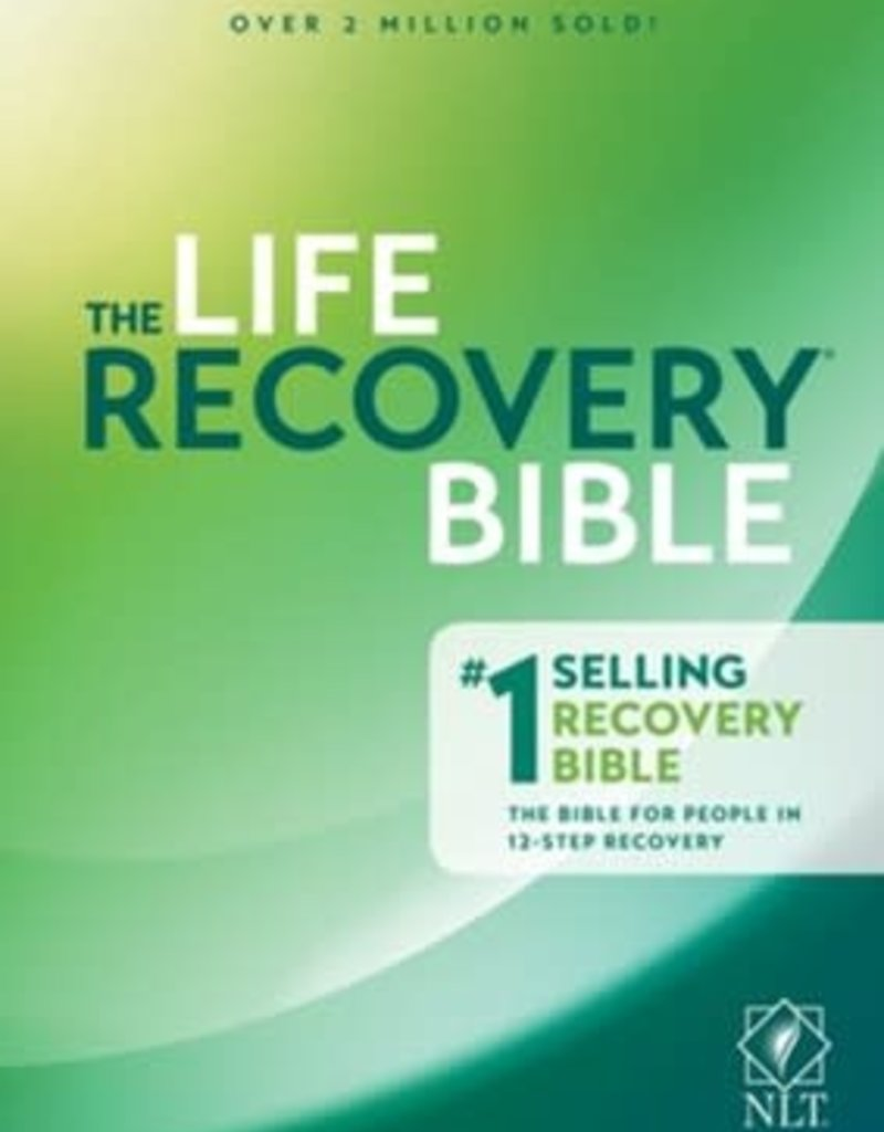 NLT The Life Recovery Bible, Hardcover