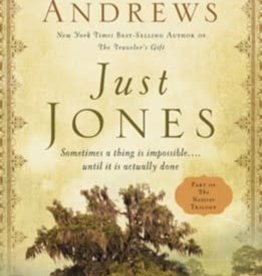 Just Jones (A Noticer Trilogy Book)