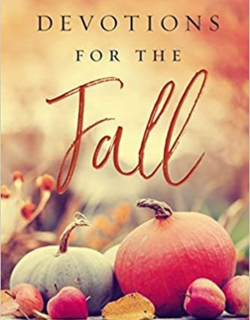 Devotions for the Fall
