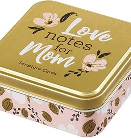 Love Notes for Moms Scripture Cards