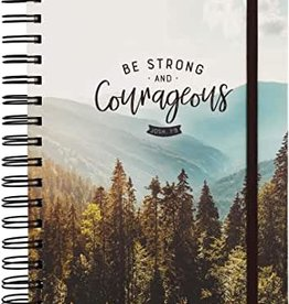 Spiral Journal Be Strong & Courageous