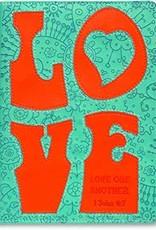Love Journal I John 4:7