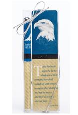 Isaiah 40:31 Pen & Bookmark Boxed Gift Set