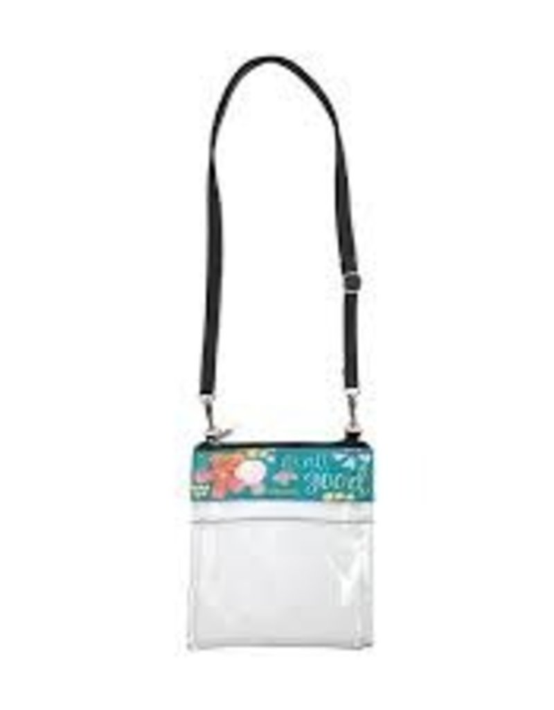 It's All Good Clear Crossbody BAG
