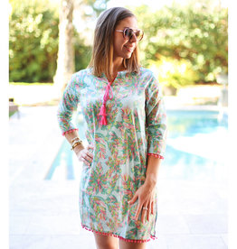 Panama Tunic Cover Up L/XL