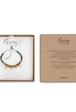 Bracelet -Giving Heart