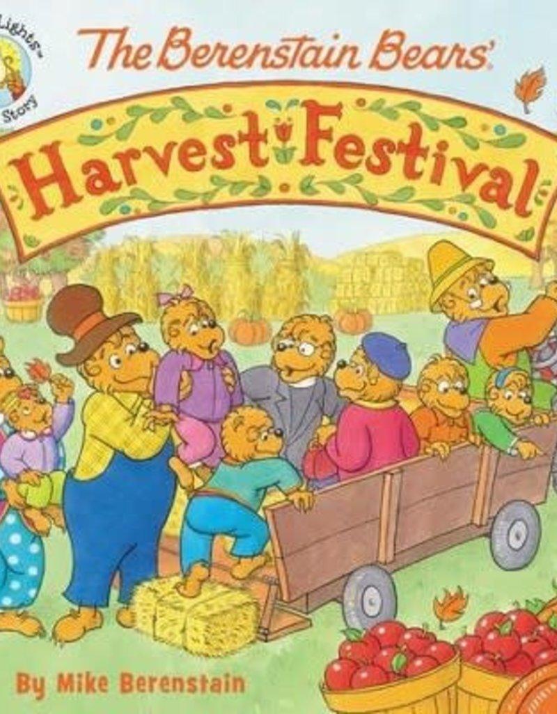 BERENSTAIN BEARS HARVEST FESTIVAL