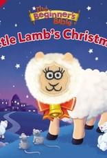 The Beginner's Bible Little Lamb's Christmas: A Finger Puppet Board Book