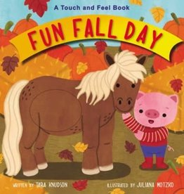 Fun Fall Day: A Touch and Feel Board Book