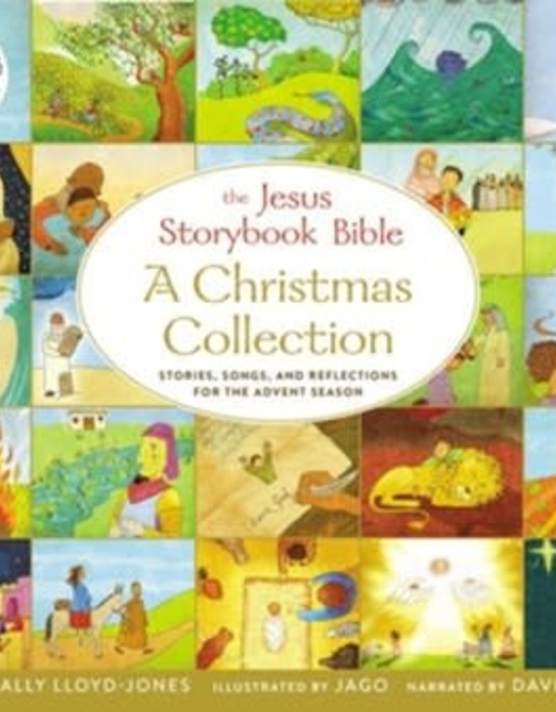 The Jesus Storybook Bible Christmas Collection: Stories, songs, and reflections for the Advent season