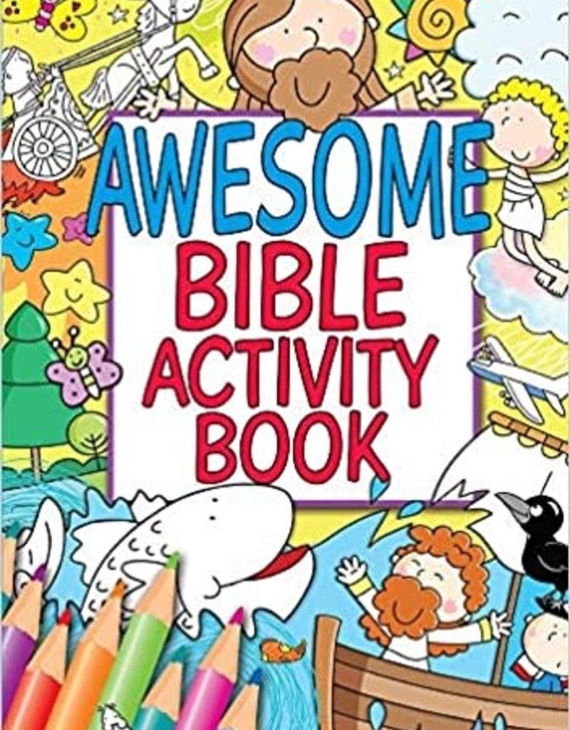 Awesome Bible Activity Book
