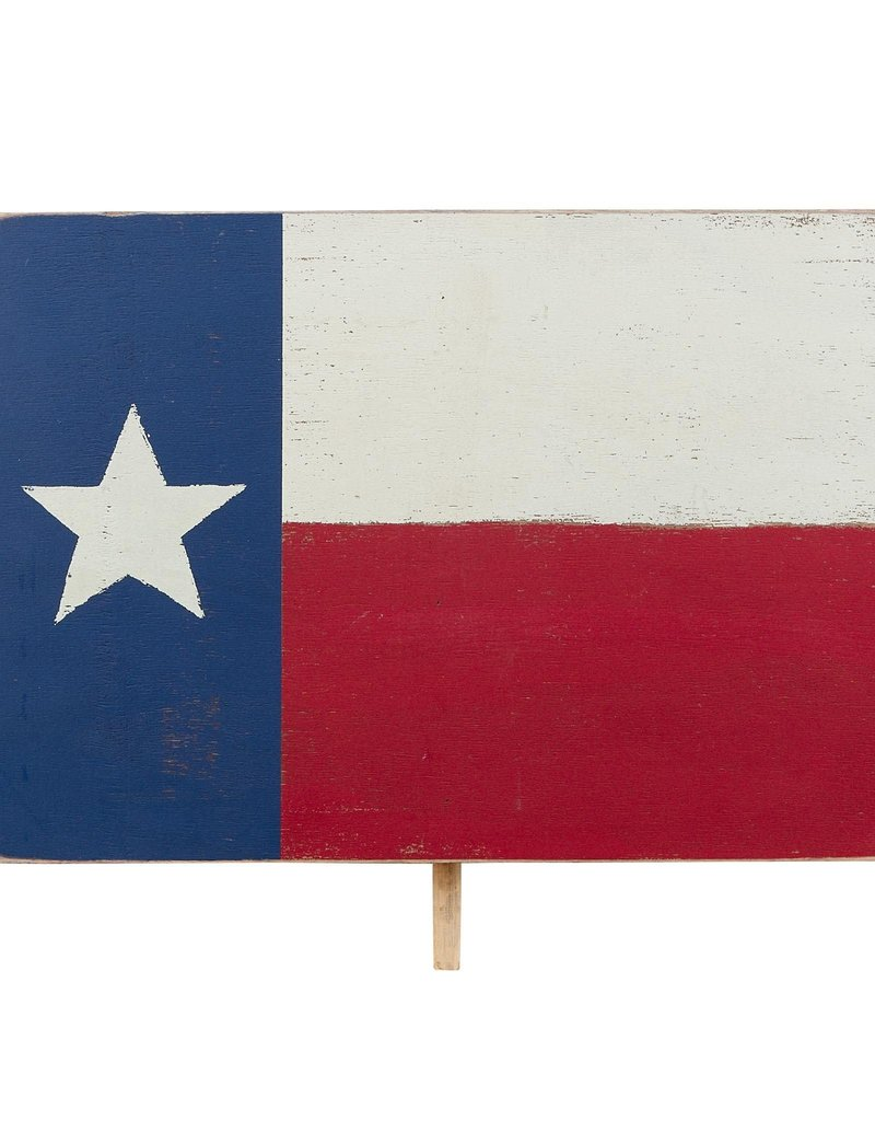 Texas Flag Topper