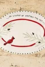 Tidings of Comfort & Joy Platter