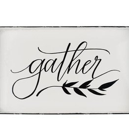 Gather Enamel Tray