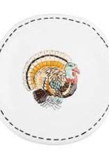 Happy Turkey Day Salad Plate