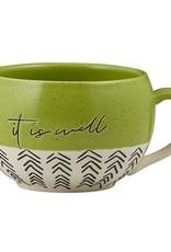 It is Well Mug