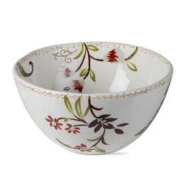 Autumn Bloom Serving Bowl