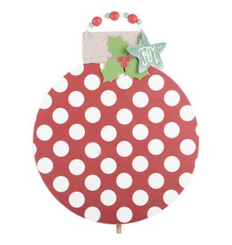 Christmas Ornament Topper