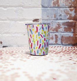 Caus SS Coffee Tumbler Paint Splash