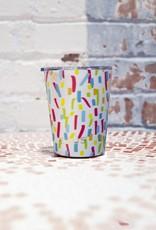 Caus SS Coffee Tumbler Paint Splash
