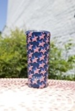 Caus SS Large Tumbler Stars  & Stripes