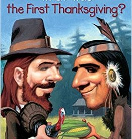 WHAT WAS THE FIRST THANKSGIVING