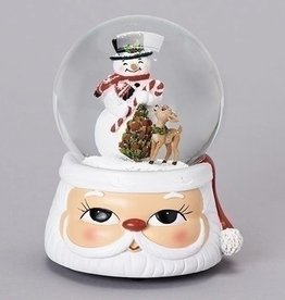 "6"" Snowman Snow Globe"
