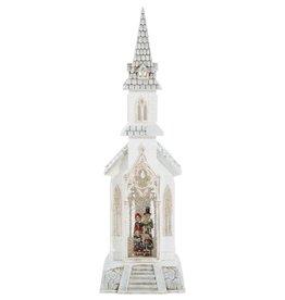CMAS LED LIT CHURCH