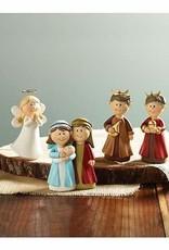 Small Children Nativity Set